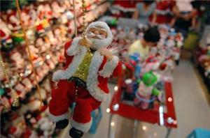 电子商务抢滩圣诞旺季